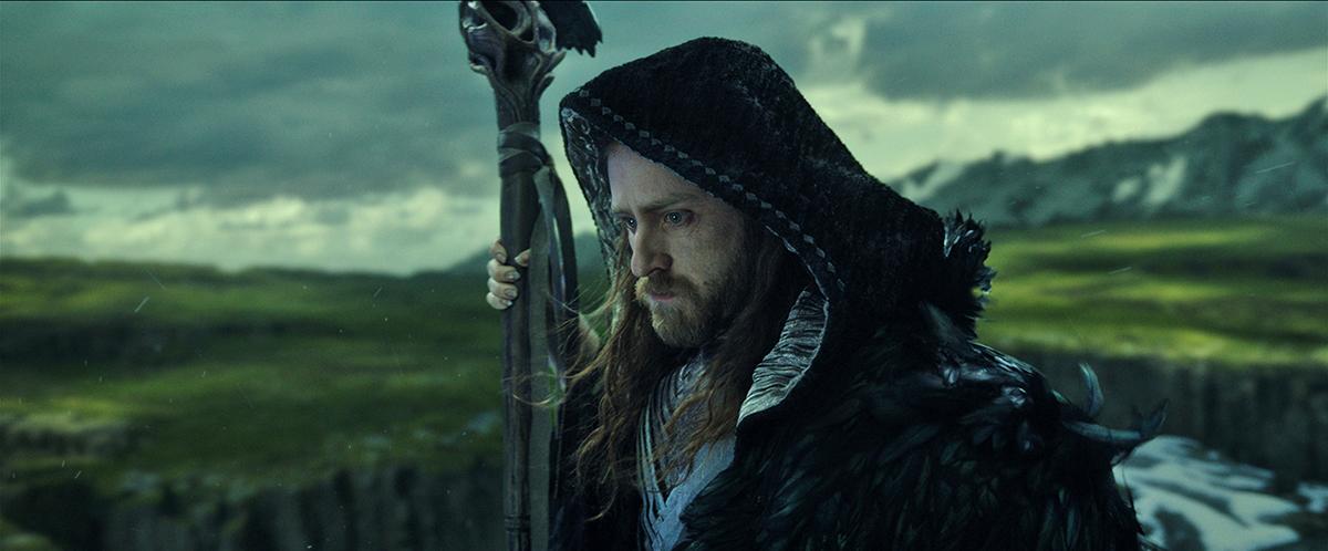 Ben Foster en Warcraft: El origen
