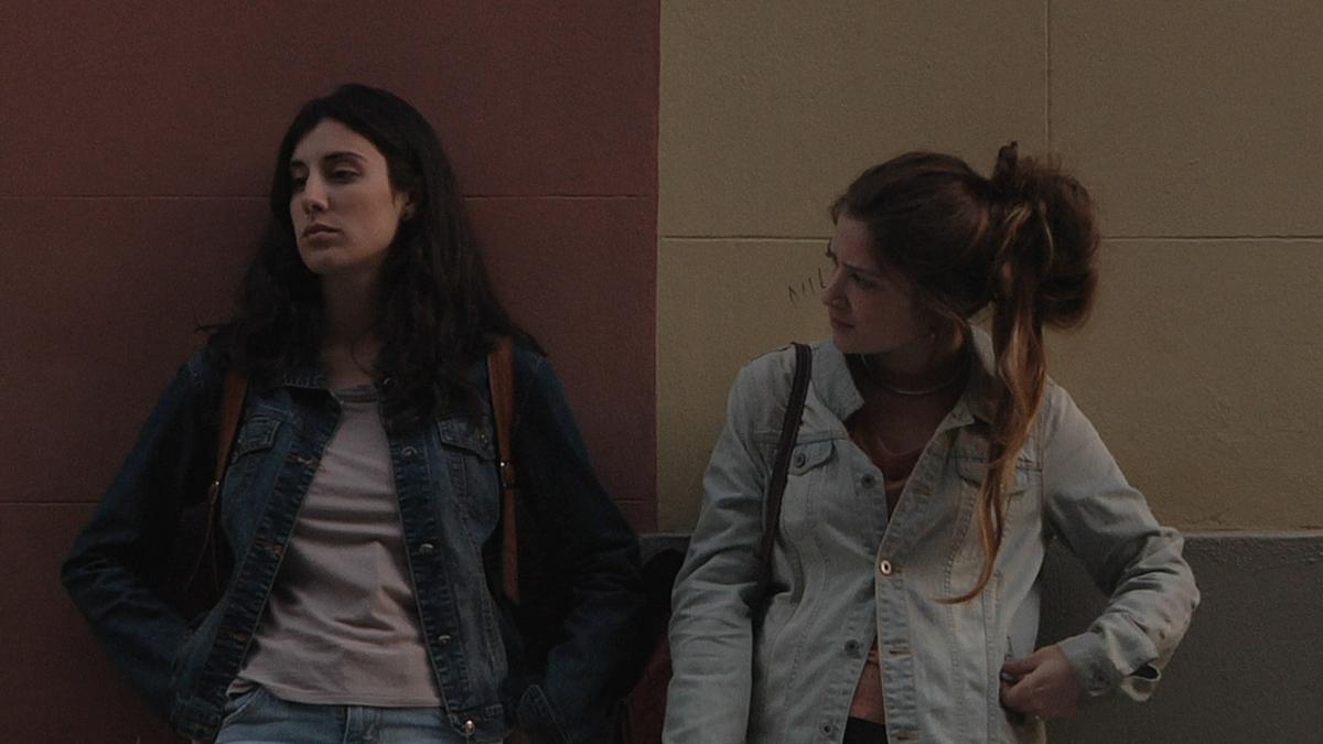 Elena Martín y Marta Cañas en Las amigas de Àgata