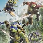 Ninja Turtles: Fuera de las sombras - Poster final