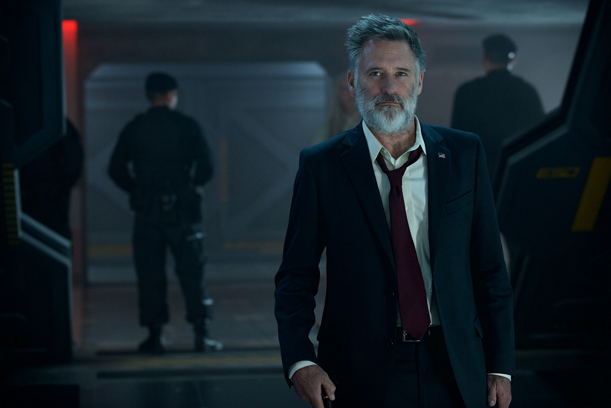 Bill Pullman en Independence Day: Contraataque