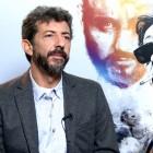 Alberto Rodríguez en la presentación de El hombre de las mil caras