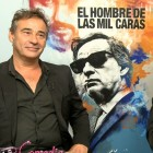Eduard Fernández y José Coronado en la presentación de El hombre de las mil caras