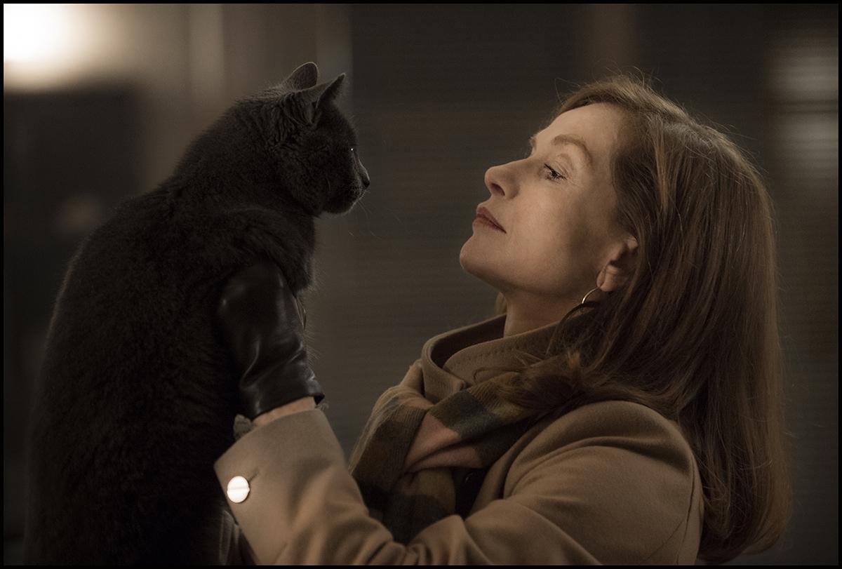 Isabelle Huppert en Elle (2)
