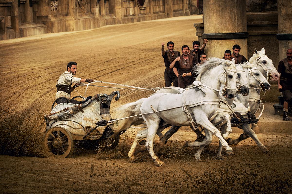 Jack Huston en Ben - Hur (2016)