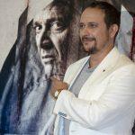 Luis Callejo en la presentación de Tarde para la ira (2)