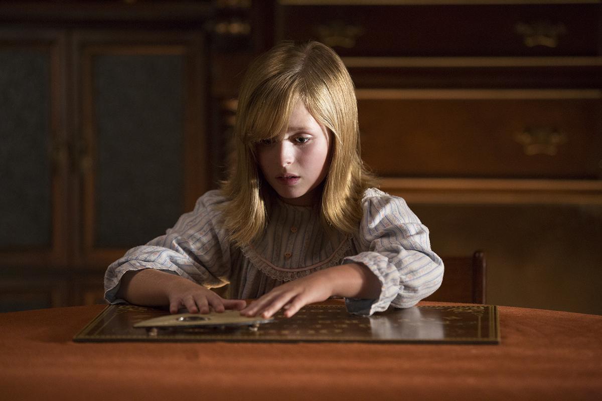 Lulu Wilson en Ouija: El origen del mal
