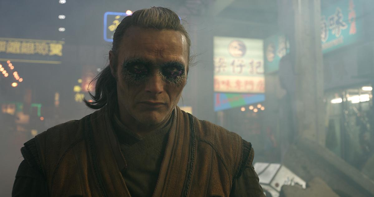 Mads Mikkelsen en Doctor Strange