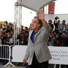 Oliver Stone en la presentación de Snowden en el 64 festival de cine San Sebastián (foto: Montse Castillo) (2)