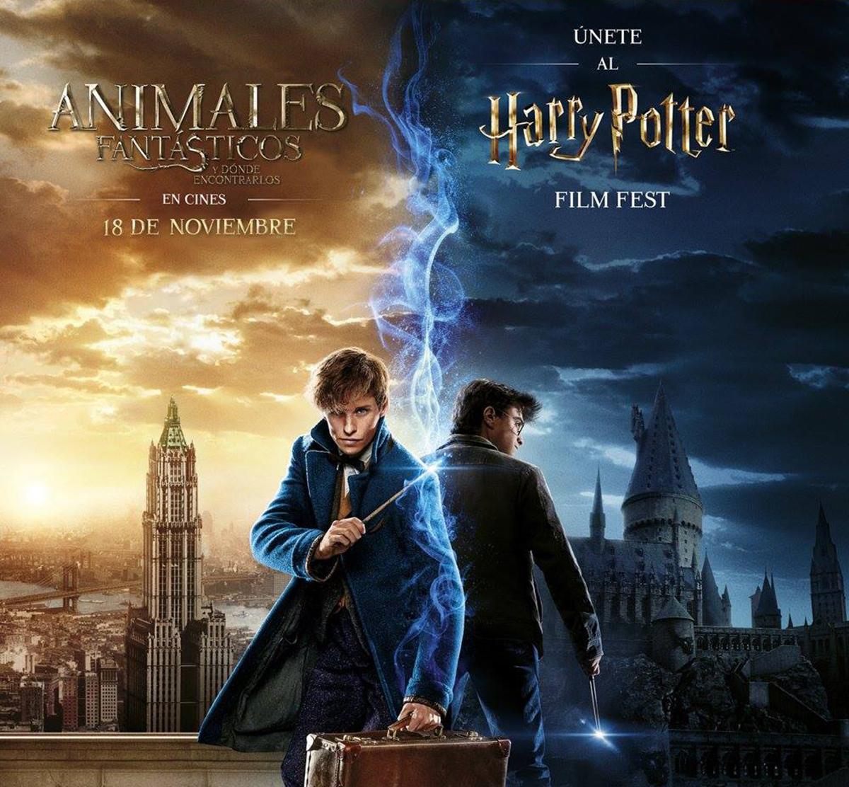 Madrid acogió el primer maratón de Harry Potter