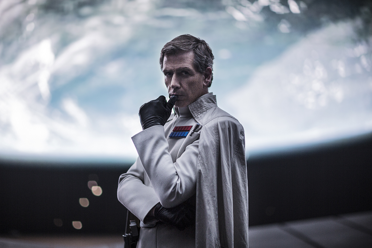 Ben Mendelsohn en Rogue One: Una historia de Star Wars