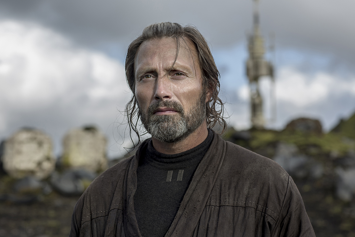 Mads Mikkelsen en Rogue One: Una historia de Star Wars