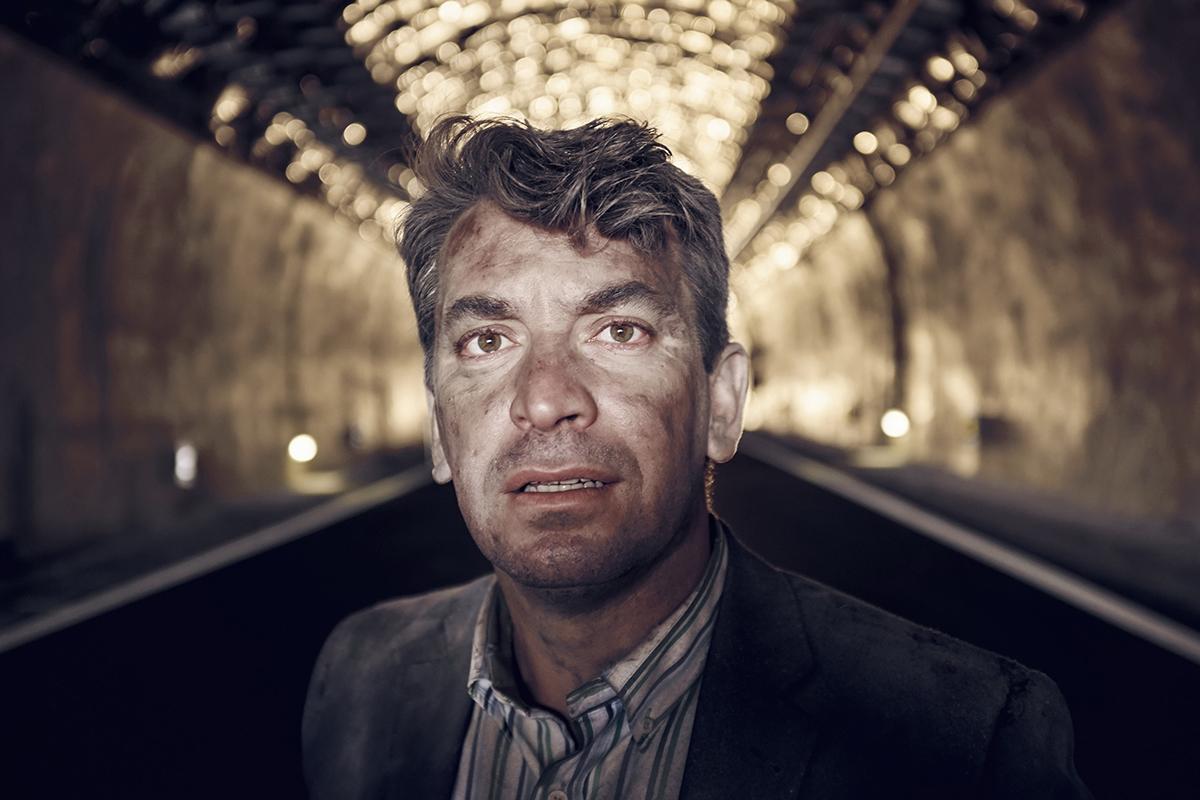Arturo Valls en Los del túnel