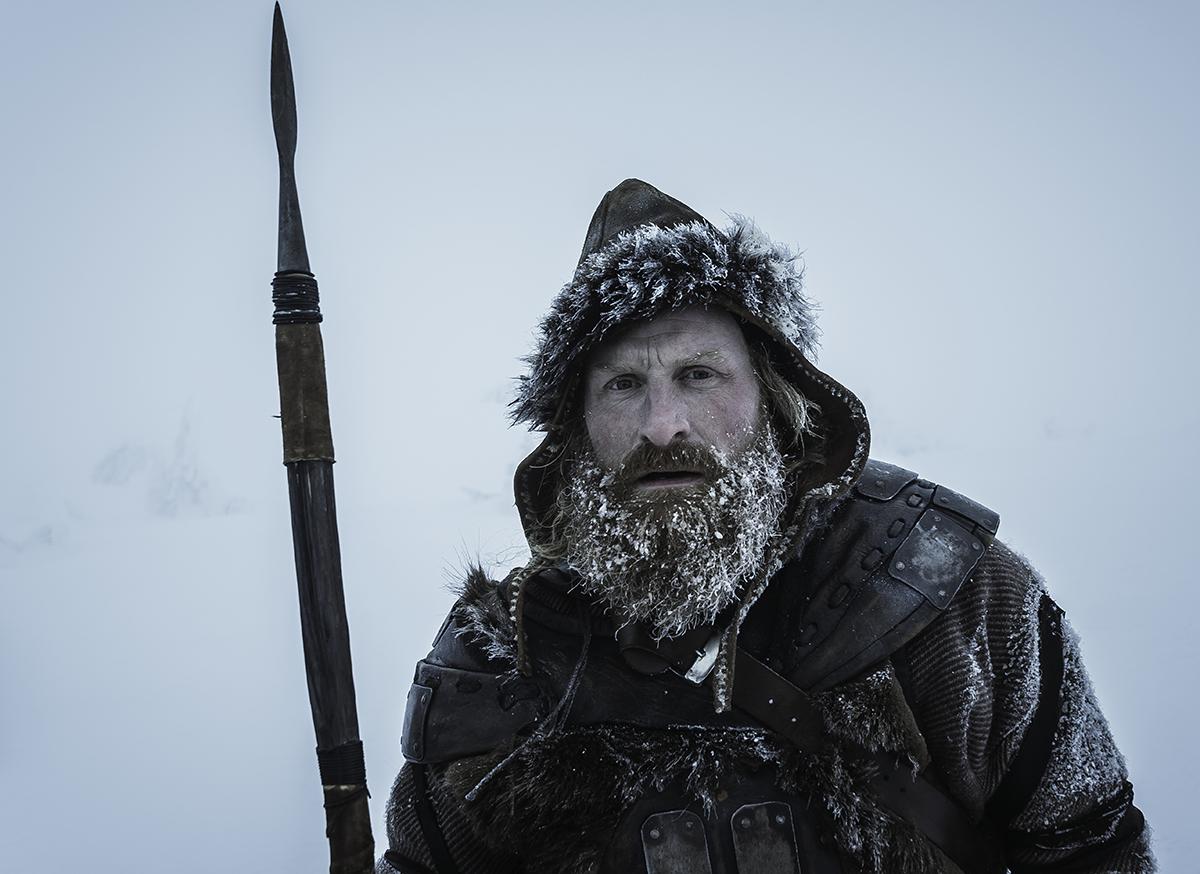 Kristofer Hivju en El último rey
