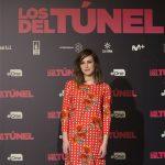 Natalia de Molina en la presentación de Los del túnel