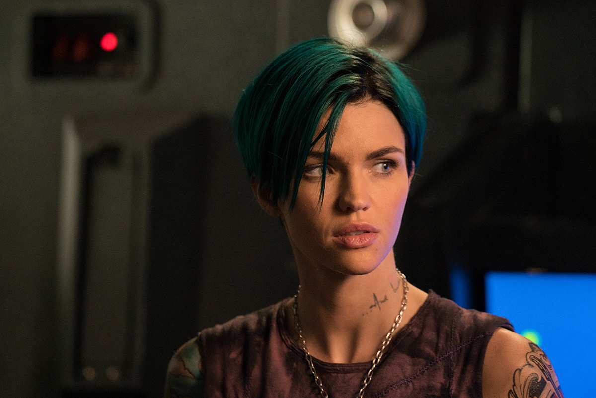 Ruby Rose en xXx: Reactivated