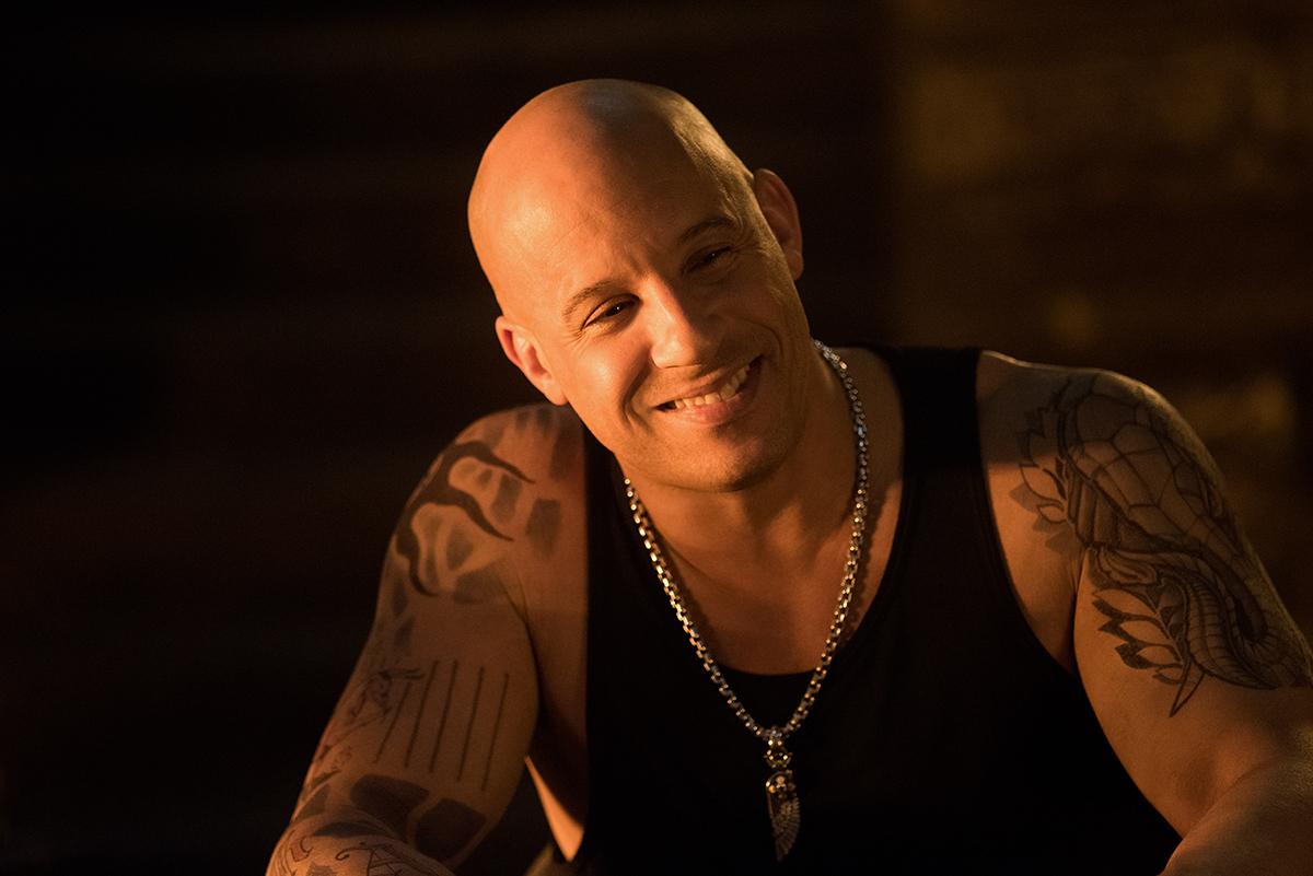 Vin Diesel en xXx: Reactivated