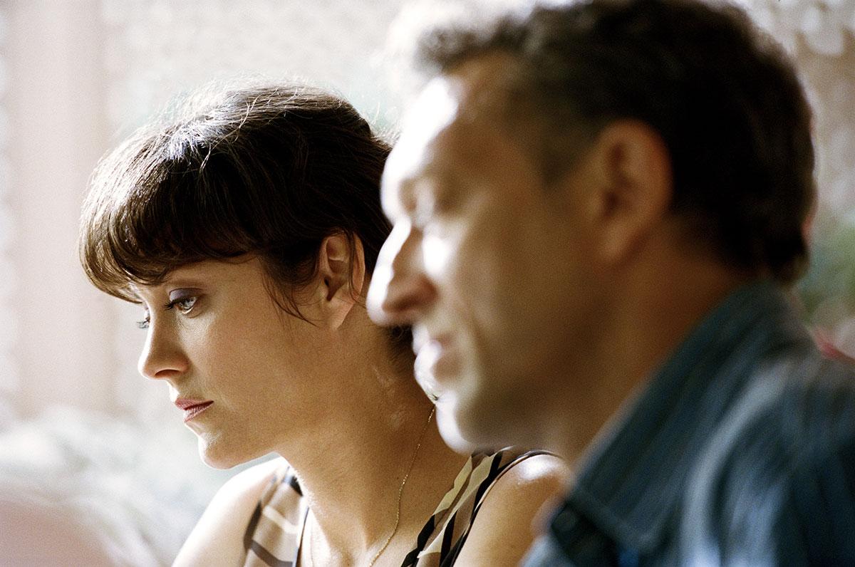 Marion Cotillard y Vincent Cassel en Solo el fin del mundo