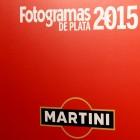Logo Fotogramas de plata 2015