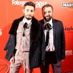 Félix Sabroso y Jau Fornés en los Fotogramas de Plata 2015