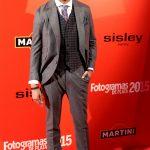 Will Shepard en los Fotogramas de Plata 2015
