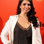 Elena Furiase en los Fotogramas de Plata 2015