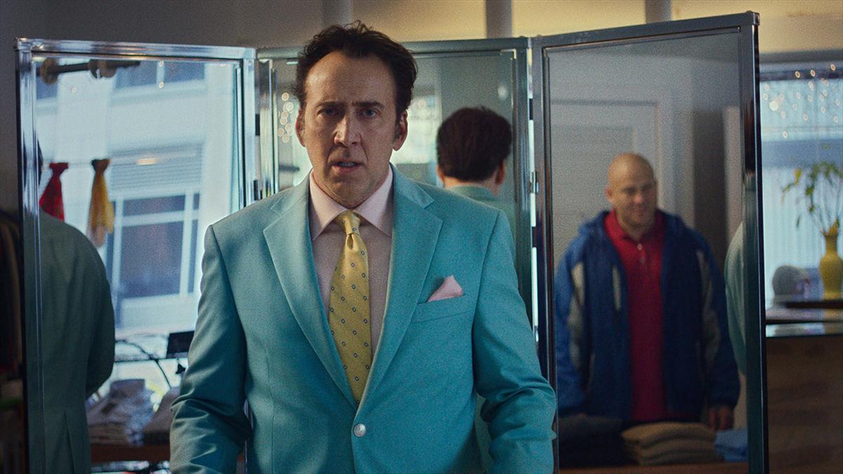Nicolas Cage en Como perros salvajes