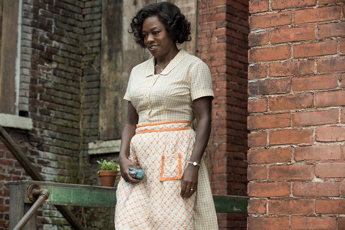 Viola Davis en Fences