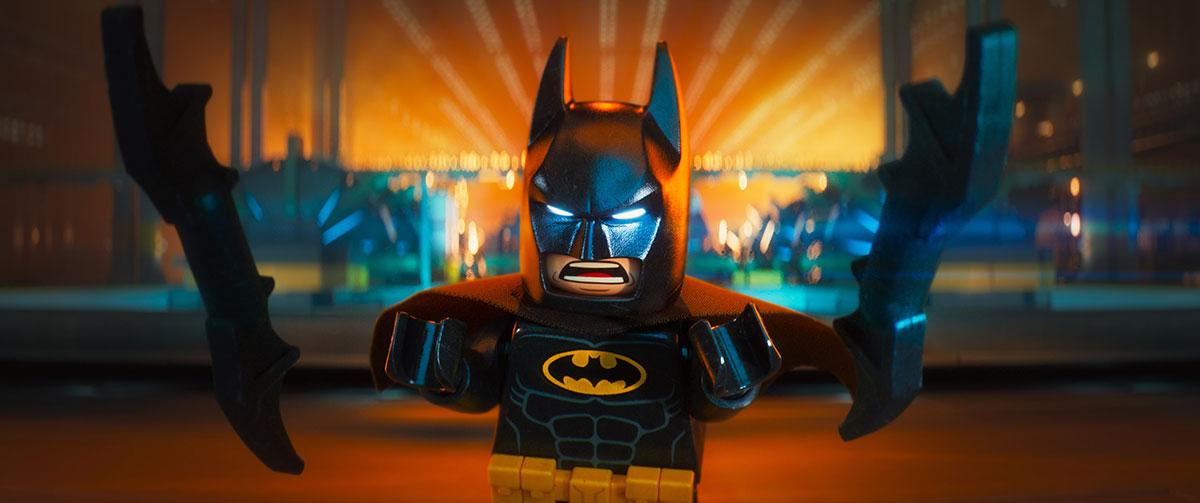 Batman en Batman: La LEGO película