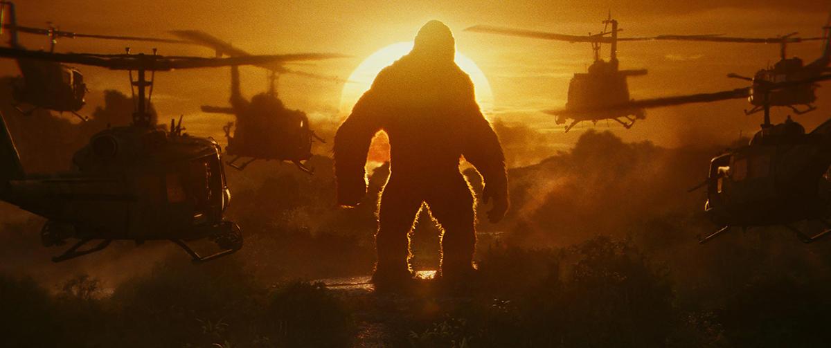 Kong en Kong: La isla calavera