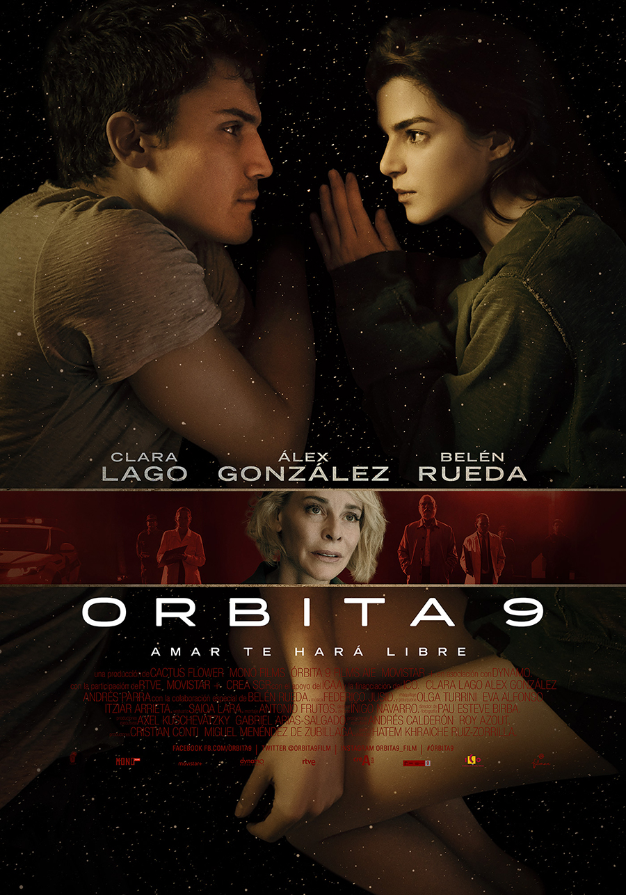 Órbita 9 - Poster