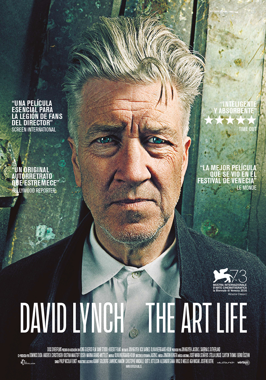 Poster - David Lynch: The art life