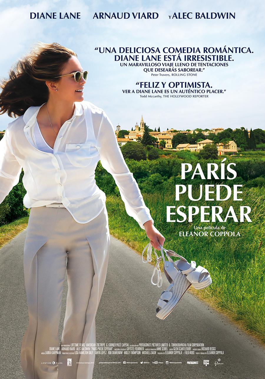 París puede esperar - Poster