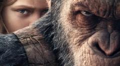 Poster - La guerra del planeta de los simios