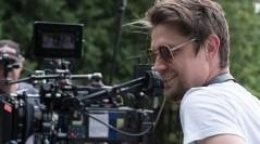 Andy Muschietti en el rodaje de IT (2017)
