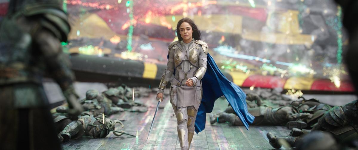 Tessa Thompson en Thor Ragnarok