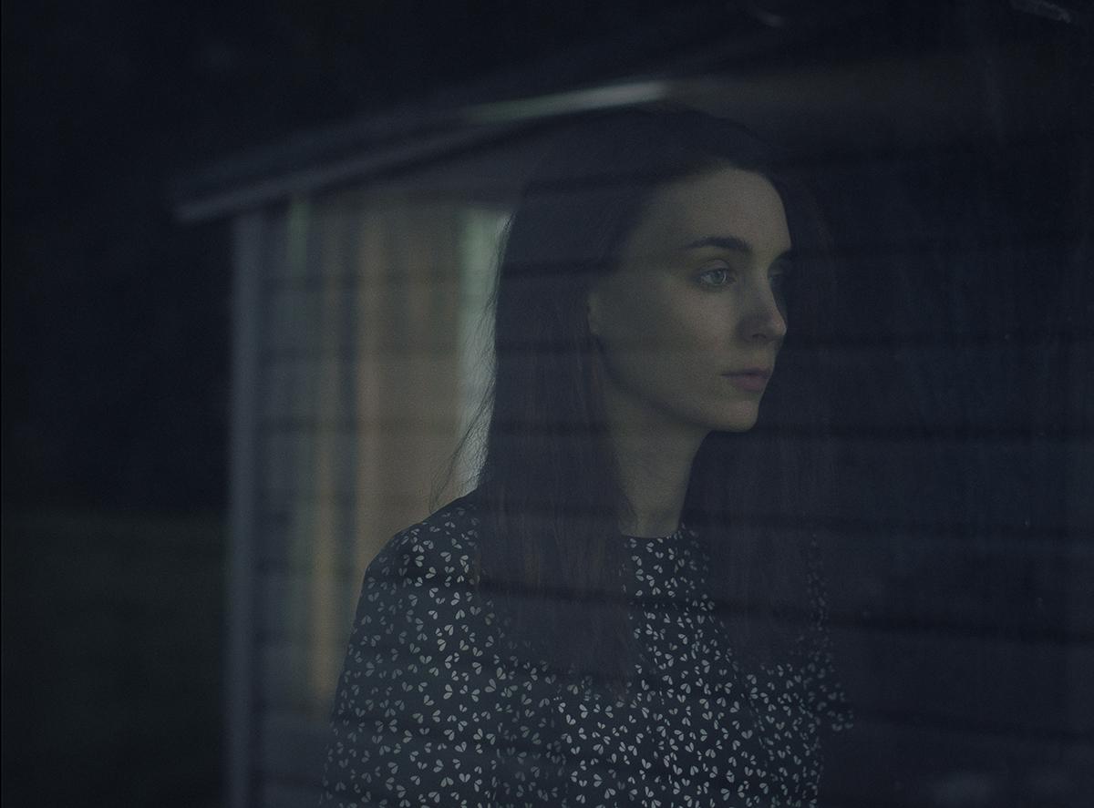 Rooney Mara en A Ghost Story