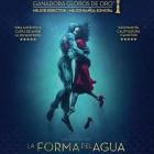 Poster - La forma del agua
