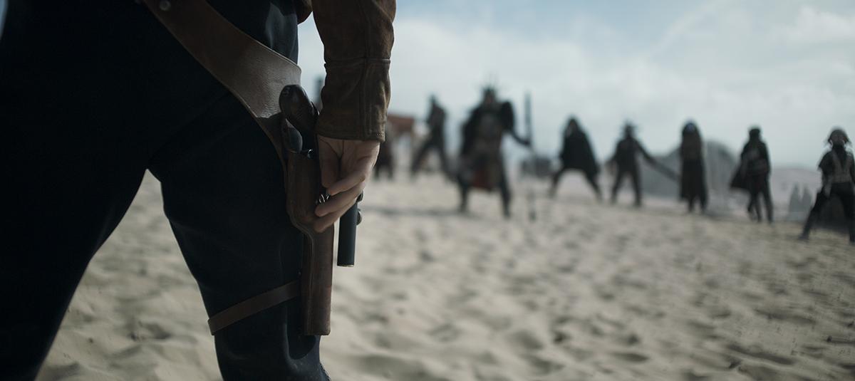 Alden Ehrenreich en Han Solo: Una historia de Star Wars
