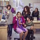 Poster - Segunda temporada Paquita Salas