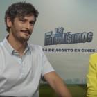 Antonio Pagudo y Norma Ruiz en la presentación de 'Los futbolísimos'
