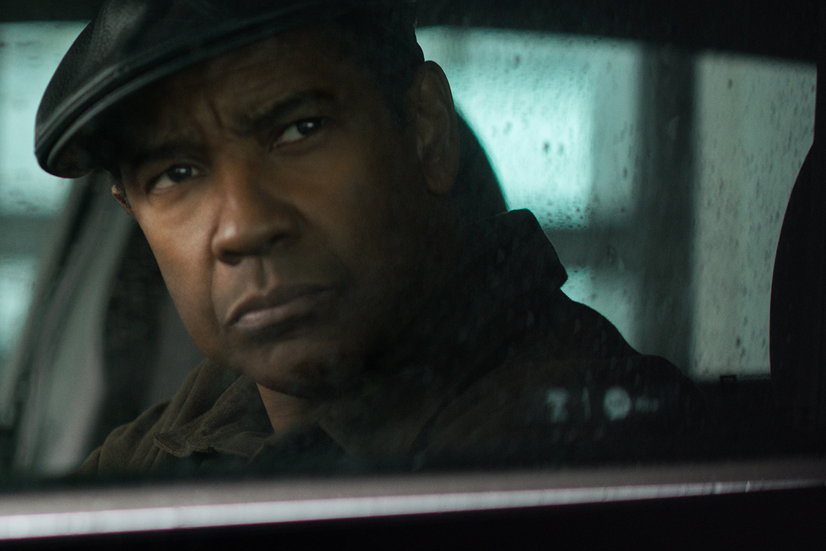 Denzel Washington en The Equalizer 2