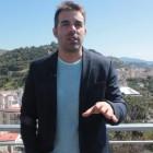 Hugo Stuven en la presentación de Solo en el Festival de Málaga