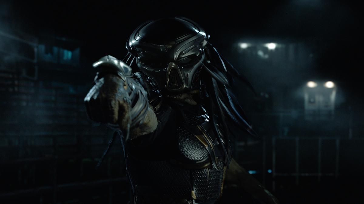 El depredador en Predator