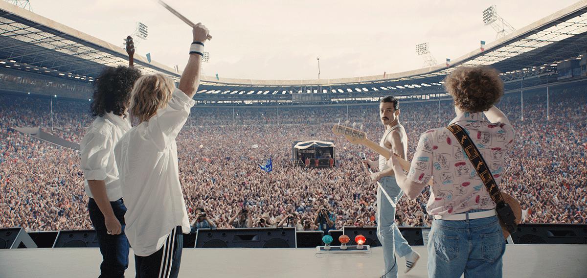 Fotograma de Bohemian Rhapsody