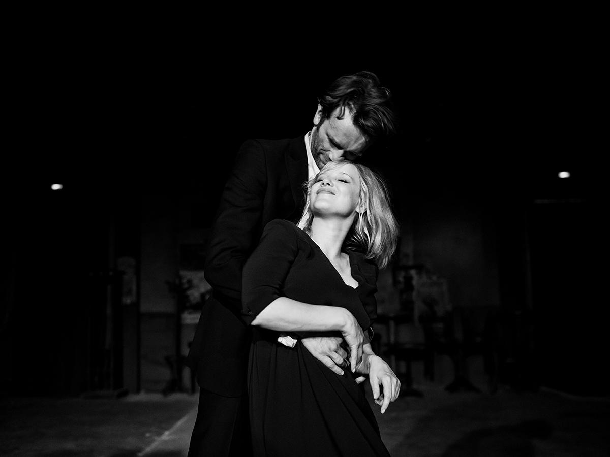Joanna Kulig y Tomasz Kot en Cold War