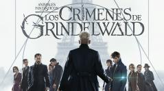 Animales fantásticos: Los crímenes de Grindelwald - Poster