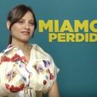 Michelle Jenner y Dani Rovira en la presentación de 'Miamor Perdido'