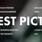Nominadas a mejor película en los Oscars 2019
