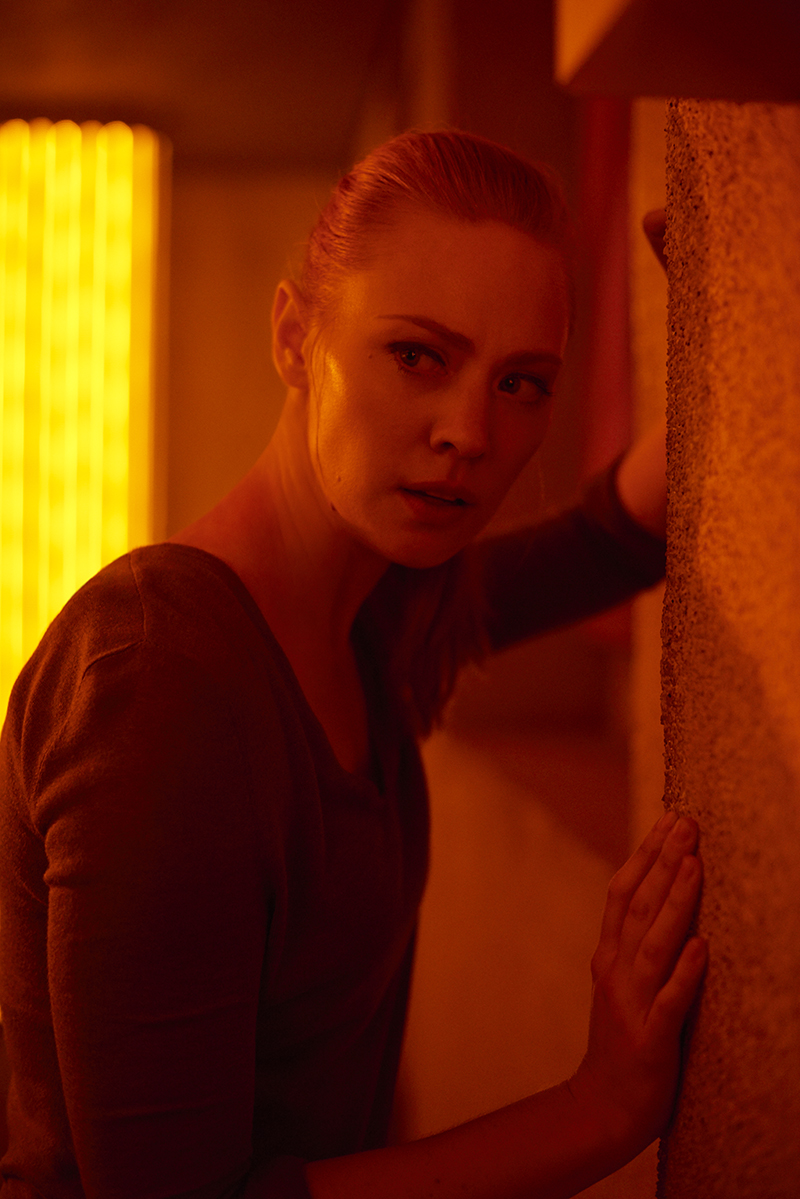 Deborah Ann Woll en Escape Room