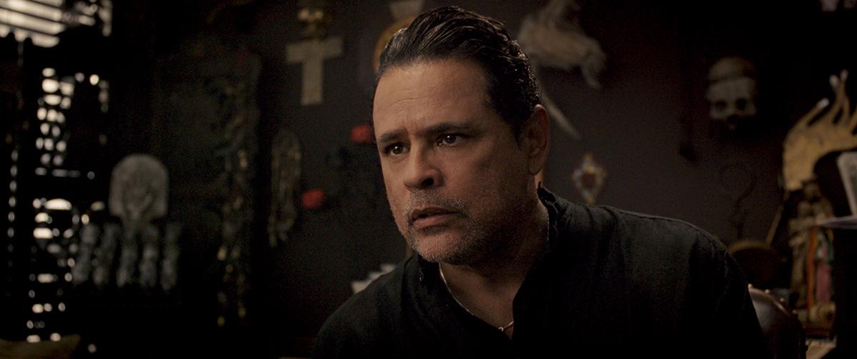 Raymond Cruz en La Llorona